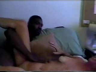 Married woman and her cuckcold with a BBC