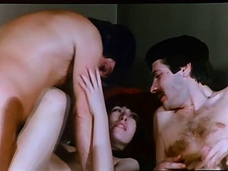 Fickfreunde in Paris 1978 (MFM dped sex scene)