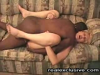 Filming interracial fun my blonde cuckold Jenna