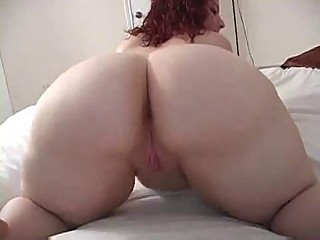 Red bbw Latin chick (cuck)