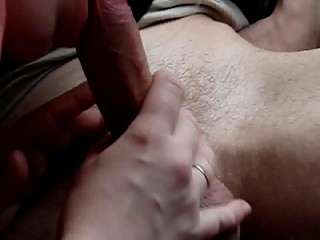 Oral sex with my wife in the car of the lover