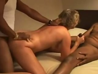 Cuckold party with black males